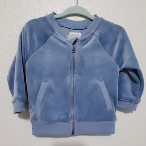 NWOT Gymboree fleece jacket. 6-12M